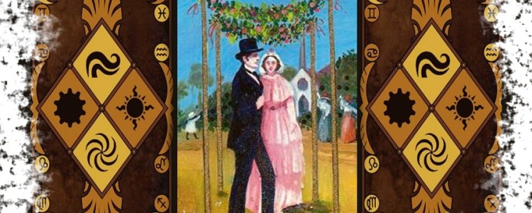 4 Жезлов Таро — значение карты в отношениях и любви