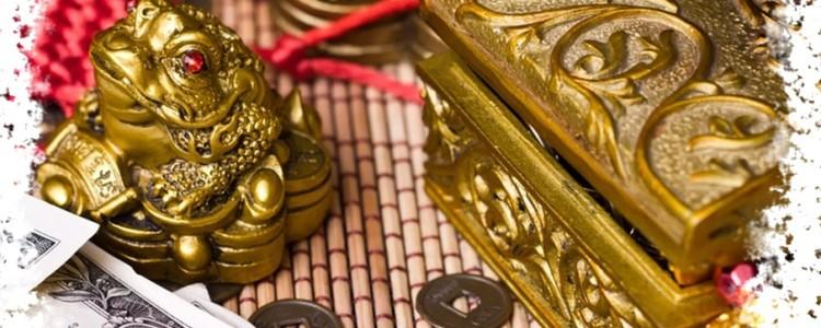 Фен-Шуй талисманы удачи и богатства — их значение и фото