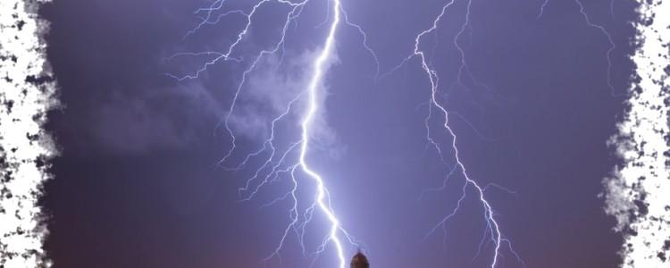 Народные приметы — гроза в апреле, гром и молния