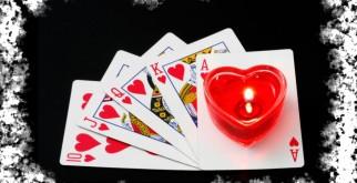 Толкование игральных карт при гадании на любовь и отношения