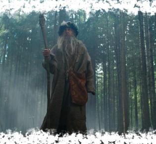 Леший — лесной дух в славянской мифологии