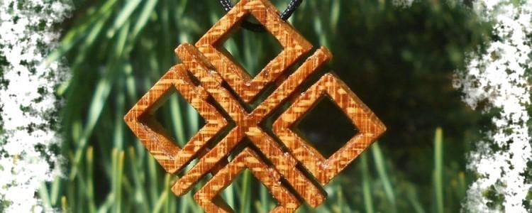 Оберег Макошь — значение символа в древнеславянской защитной маги