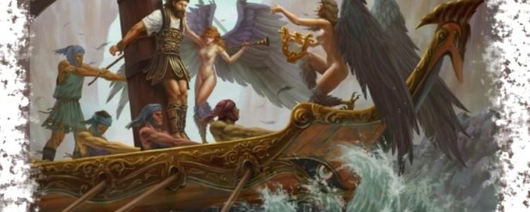 Сирены в мифологии древней Греции и миф или реальность