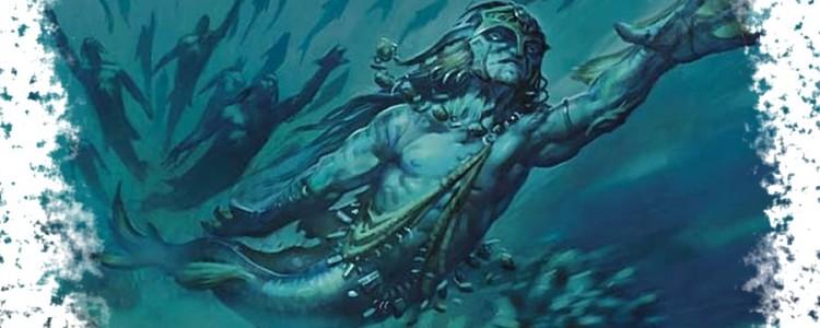 Мерроу в мифологии — водные фейри из Ирландии