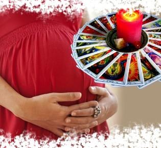 Гадание на беременность в домашних условиях
