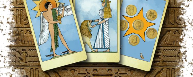 Египетское Таро — значение карт и фотогалерея