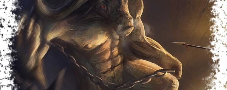 Минотавр в греческой мифологии — чудовище из критского лабиринта