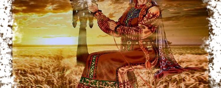 Богиня Макошь — славянская богиня плодородия