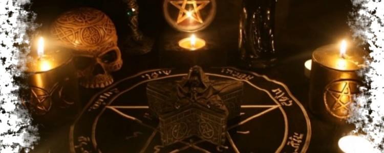 Заклинания черной магии в домашних условиях