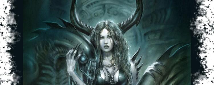 Лилит — женщина демон убивающая младенцев