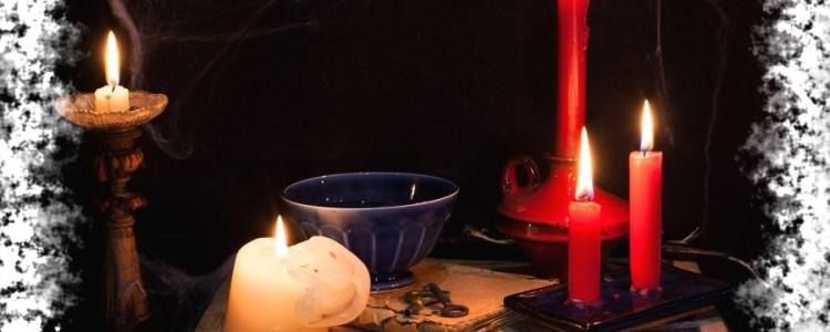 Гадание на свечах на будущее и любовь в домашних условиях