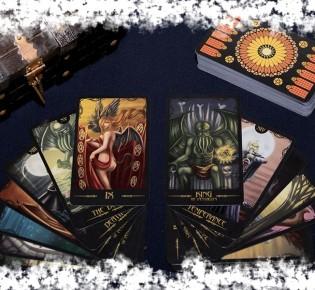 Темные колоды Таро — значение карт и фотогалерея