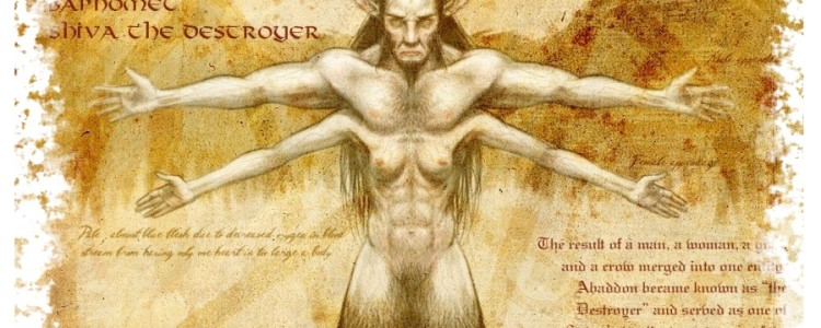 Демон Аббадон — символ разрушения в магии
