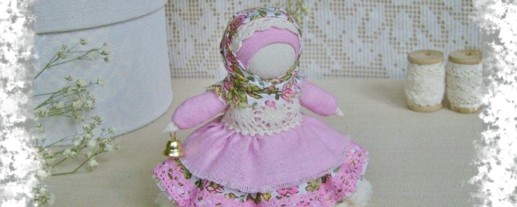 Кукла Колокольчик своими руками — мастер класс пошагово