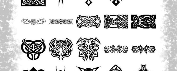 Кельтские узоры и орнаменты — их значение в качестве оберегов