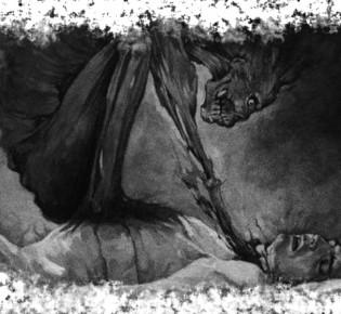 Домовой душит во сне — к чему это и что делать