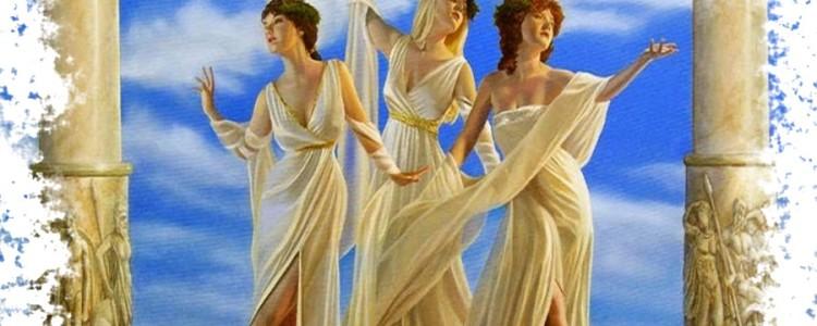 Нимфы в греческой мифологии — реальное воплощение сил природы