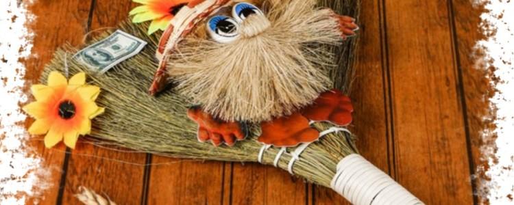 Веник оберег — сильная защита дома от магии и колдовства