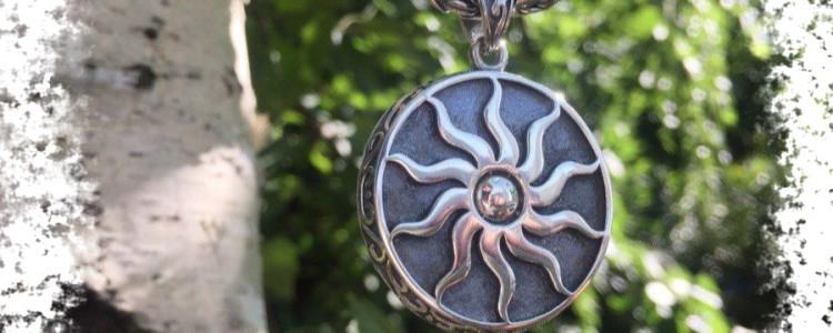 Амулет Солнца — значение символа у разных народов