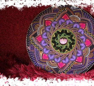 Мандала Цветок Жизни исполнения желаний — значение цветов
