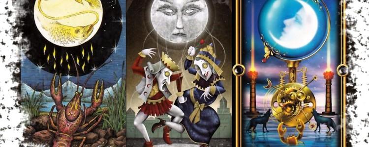 Аркан Луна Таро — значение в отношениях и сочетание с другими картами