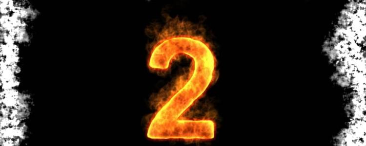 Число 2 в нумерологии и его значение в судьбе человека