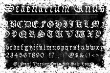 Енохианский язык - легенда создания ангельского алфавита