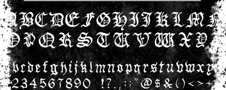 Енохианский язык — легенда создания ангельского алфавита