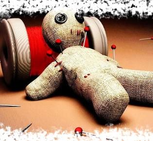 Как сделать куклу вуду на человека в домашних условиях