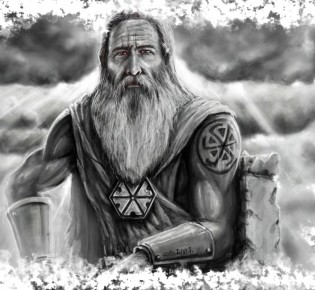 Перун — бог грома и молнии у древних славян