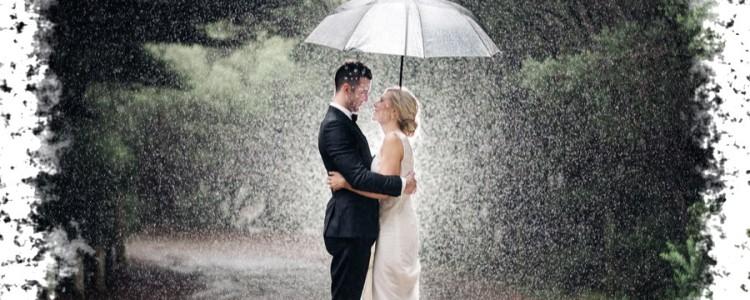 Дождь на свадьбу — что сулят приметы и суеверия