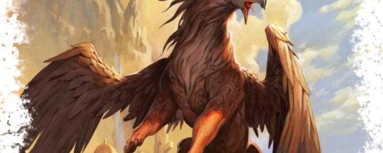 Гиппогриф в мифологии — кто это и где живет эта сущность