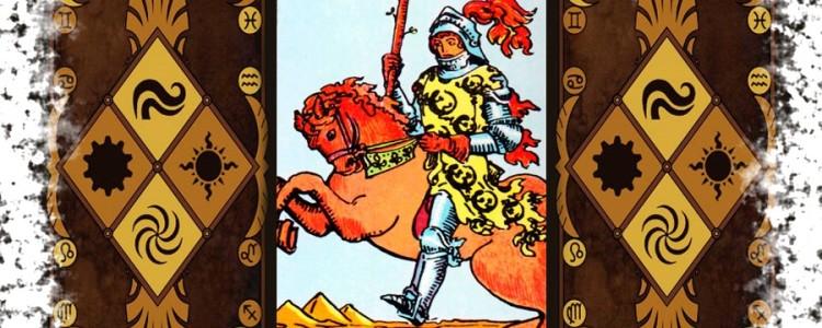 Рыцарь Жезлов Таро — значение в отношениях и сочетание с другими картами