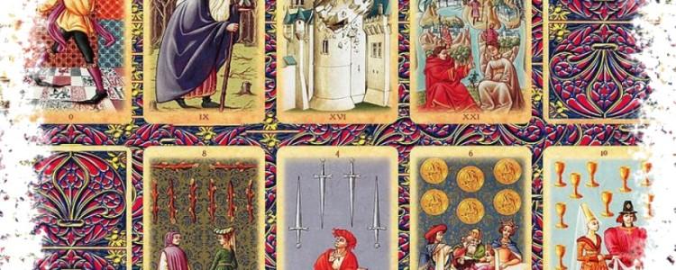 Колода «Средневековое Таро» — значение карт и фотогалерея