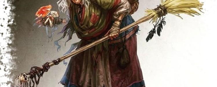 Баба Яга в славянской мифологии — кто она такая и где живёт
