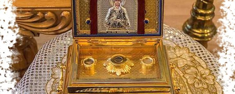 Мощи Матроны Московской и чудеса святой старицы