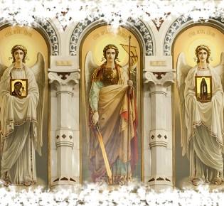 Престолы, Херувимы и Серафимы — сравнения и отличия ангельских чинов