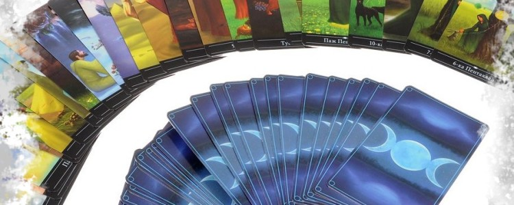 Серебряное Таро — значение карт и фотогалерея