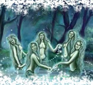 Мавки и Навки — как защититься от злых славянских духов