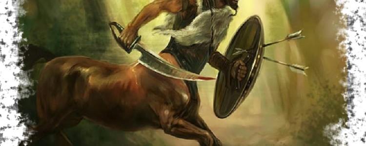 Кентавры в греческой мифологии — полукони или полулюди