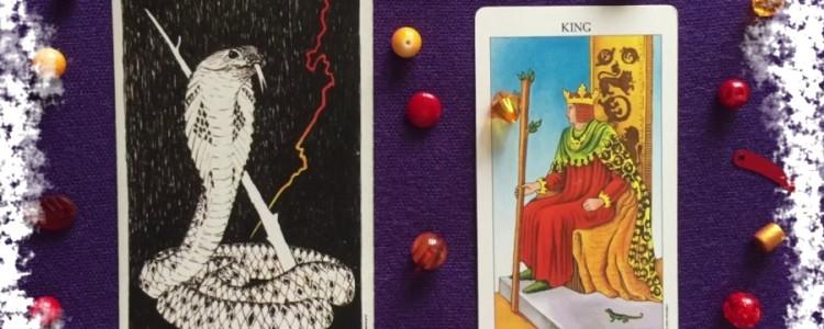 Король Жезлов Таро — значение и сочетание с другими картами