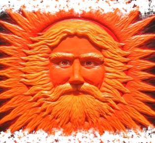 Символ Ярило — сильный магический оберег древних славян