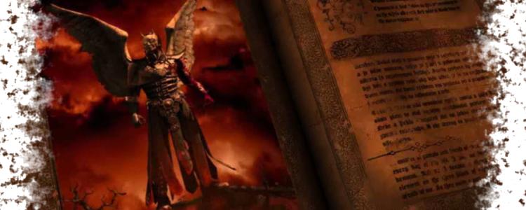Демон Белиал — владыка демонов не имеющий жалости