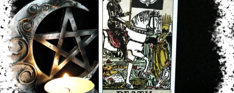 Смерть Таро — значение и сочетание карты в раскладе