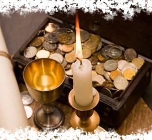 Ритуалы на деньги — как привлечь богатство и удачу в полнолуние
