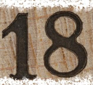 Число 18 в нумерологии — его значение и влияние на характер человека