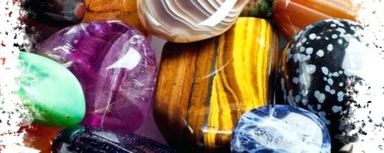 Ювелирные камни талисманы — магия полудрагоценных камней
