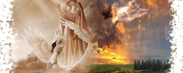 Богиня Лада в славянской мифологии — её значение и символы