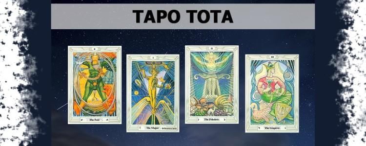Колода Таро Тота — значение карт и фотогалерея