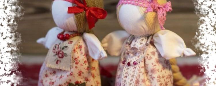 Куклы обереги своими руками — виды и значение оберегающих кукол